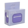 Airpods Pro Ultrathin Silicon case Purple (in box) рис.3