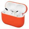 Airpods Pro Ultrathin Silicon case Orange (in box) рис.1