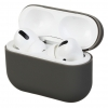Airpods Pro Ultrathin Silicon case Dark Grey (in box) рис.1
