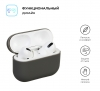 Airpods Pro Ultrathin Silicon case Dark Grey (in box) рис.2