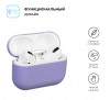 Airpods Pro Ultrathin Silicon case Lavender (in box) рис.2