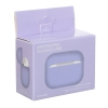 Airpods Pro Ultrathin Silicon case Lavender (in box) рис.3