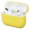 Airpods Pro Ultrathin Silicon case Yellow (in box) мал.1