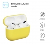 Airpods Pro Ultrathin Silicon case Yellow (in box) мал.2