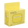 Airpods Pro Ultrathin Silicon case Yellow (in box) мал.3