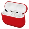 Airpods Pro Ultrathin Silicon case Crimson (in box) рис.1