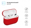 Airpods Pro Ultrathin Silicon case Crimson (in box) мал.2