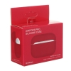 Airpods Pro Ultrathin Silicon case Crimson (in box) рис.3