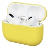 Airpods Pro Ultrathin Silicon case Golden (in box) мал.1