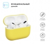 Airpods Pro Ultrathin Silicon case Golden (in box) рис.2