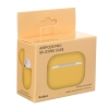 Airpods Pro Ultrathin Silicon case Golden (in box) рис.3