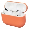 Airpods Pro Ultrathin Silicon case Papaya (in box) рис.1