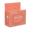 Airpods Pro Ultrathin Silicon case Papaya (in box) мал.3