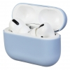 Airpods Pro Ultrathin Silicon case Light Blue (in box) рис.1
