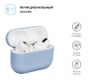 Airpods Pro Ultrathin Silicon case Light Blue (in box) мал.2