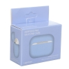 Airpods Pro Ultrathin Silicon case Light Blue (in box) рис.3
