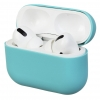 Airpods Pro Ultrathin Silicon case Mint Green (in box) рис.1