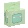 Airpods Pro Ultrathin Silicon case Mint Green (in box) мал.3