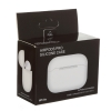 Airpods Pro Ultrathin Silicon case White (in box) мал.3