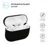 Airpods Pro Ultrathin Silicon case Black (in box) рис.2