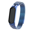 ArmorStandart Metal Milanese Magnetic Band 4303 for Xiaomi Mi Band 4/3 Blue рис.1
