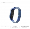 ArmorStandart Metal Milanese Magnetic Band 4303 for Xiaomi Mi Band 4/3 Blue мал.4