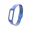 ArmorStandart Metal Flat Milanese Band 4303 for Xiaomi Mi Band 4/3 Blue рис.1