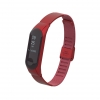 ArmorStandart Metal Flat Milanese Band 4303 for Xiaomi Mi Band 4/3 Red рис.1