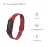 ArmorStandart Metal Flat Milanese Band 4303 for Xiaomi Mi Band 4/3 Red рис.2