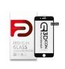 Защитное стекло ArmorStandart Icon 3D для Apple iPhone SE new/8/7 Black (ARM55980-GI3D-BK) рис.1