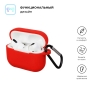 Airpods Pro Silicon case Red (in box) мал.2