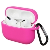 Airpods Pro Silicon case Hot Pink (in box) мал.1