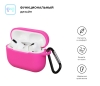 Airpods Pro Silicon case Hot Pink (in box) рис.2