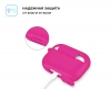 Airpods Pro Silicon case Hot Pink (in box) мал.3