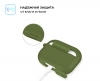 Airpods Pro Silicon case Khaki Green (in box) рис.3