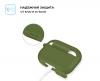 Airpods Pro Silicon case Khaki Green (in box) мал.3