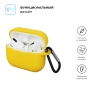 Airpods Pro Silicon case Yellow (in box) рис.2