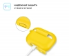 Airpods Pro Silicon case Yellow (in box) рис.3