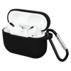 Airpods Pro Silicon case Black (in box) рис.1