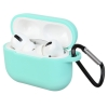 Airpods Pro Silicon case Sea Blue (in box) рис.1
