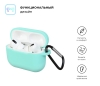Airpods Pro Silicon case Sea Blue (in box) рис.2