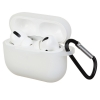 Airpods Pro Silicon case Transparent (in box) мал.1