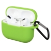 Airpods Pro Silicon case Light Green (in box) рис.1