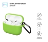Airpods Pro Silicon case Light Green (in box) рис.2
