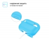 Airpods Pro Silicon case Light Blue (in box) рис.3