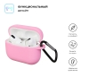 Airpods Pro Silicon case Light Pink (in box) рис.2