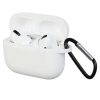 Airpods Pro Silicon case White (in box) рис.1