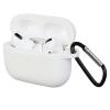 Airpods Pro Silicon case White (in box) мал.1