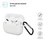 Airpods Pro Silicon case White (in box) мал.2