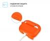 Airpods Pro Silicon case Orange (in box) мал.3